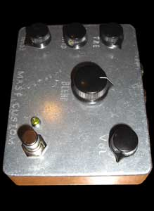 Down Octave Distortion